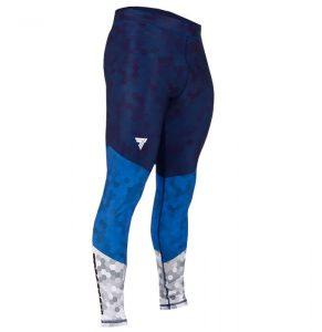 لگ ورزشی مردانه ترِک ویر مدل 008 Blue